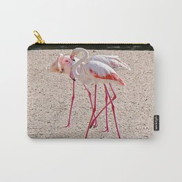 Dubai Flamingoes Carry-All Pouch