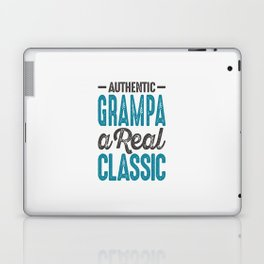 Gift for Grampa Laptop & iPad Skin
