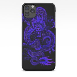 Epic Dragon Blue iPhone Case
