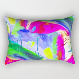 Art Attack Rectangular Pillow