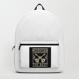 Violin - Musician The Best Backpack