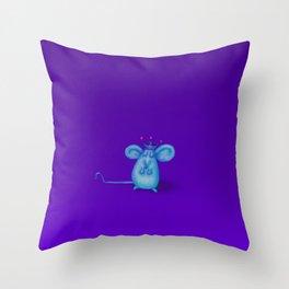 Myrrh King Throw Pillow