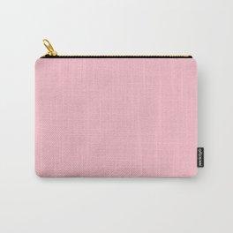 Pink Solid Matte Palette Colour Blocks Modern Elegant Décor Carry-All Pouch