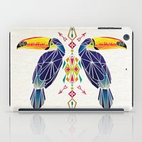 toucan iPad Cases featuring toucan by Manoou
