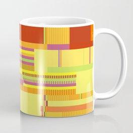 Scandinavian Moon (Fruit Colours) Coffee Mug