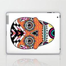 Deco Skull Laptop & iPad Skin