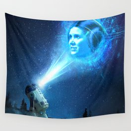 Our Lady of Stars Wall Tapestry