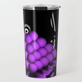 ball pyramid -b- Travel Mug