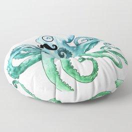 Dapper Octopus Floor Pillow