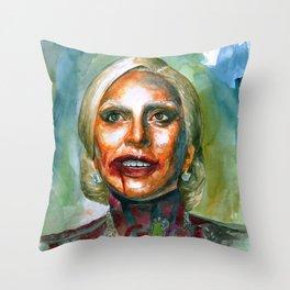 The Countess Throw Pillow