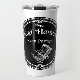 Alice In Wonderland Mad Hatter Tea Party Travel Mug