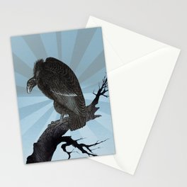 Old World Vulture Stationery Cards