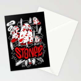The Stoner Metal Stationery Cards