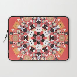 Catleidoscope Laptop Sleeve