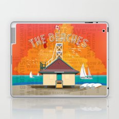 The Beaches Laptop & iPad Skin