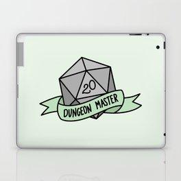 Dungeon Master D20 Laptop & iPad Skin