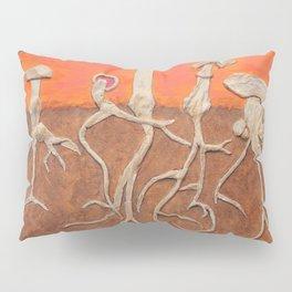 Laughing Shrooms Pillow Sham