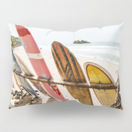 Surfing Day 2 Pillow Sham