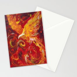 Pheonix Bright  Stationery Cards