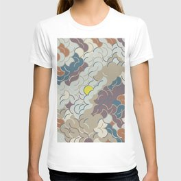 Abstract Geometric Artwork 85 T-shirt