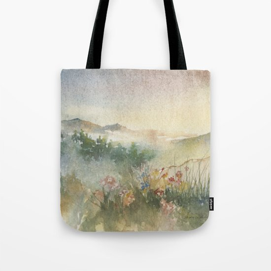 A Foothill Spring Tote Bag