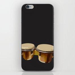 Bongos Drums iPhone Skin
