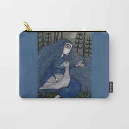 The White Duck Carry-All Pouch