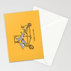 If Sharks Could Smile Stationery Cards