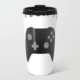 Game Plus qu'une Travel Mug