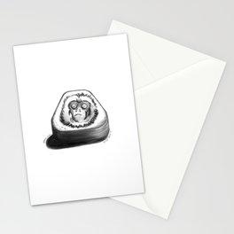 El Mono Lito Stationery Cards