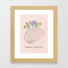 The Garden of Your Mind Framed Art Print