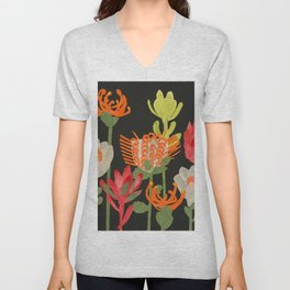 Australian Native Beauties Unisex V-Neck