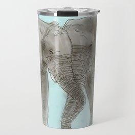 Elephant Love Travel Mug