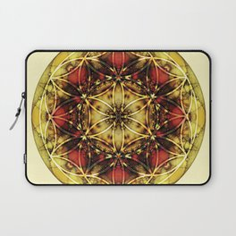 Sacred Geometry Mandalas 4 Laptop Sleeve