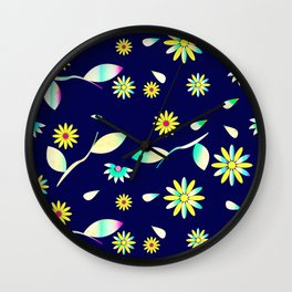 Traditional Inspiration Pattern II Wall Clock
