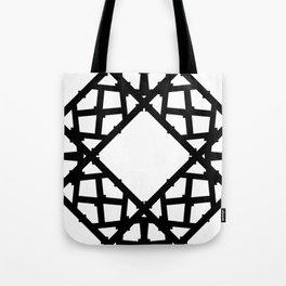 LETTERNS - K - Copperplate Tote Bag