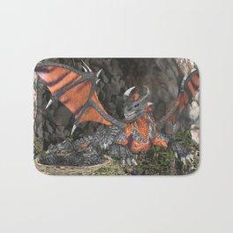 Dragon's Clutch Bath Mat