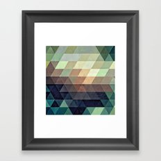 fyrryst fayl Framed Art Print