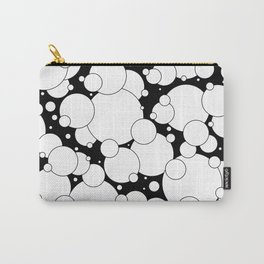 Black and White Pop 2 Carry-All Pouch
