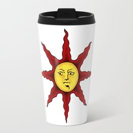 Praise the sun Travel Mug