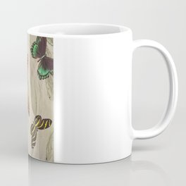 The butterflirst Coffee Mug
