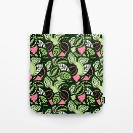 Calathea Jungle Tote Bag