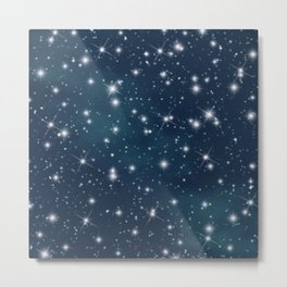 sky-183 Metal Print