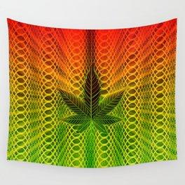 Rastafarian Herb Wall Tapestry