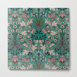"William Morris ""Hyacinth"" 1. Metal Print"