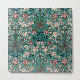 """William Morris """"Hyacinth"""" 1. Metal Print"""