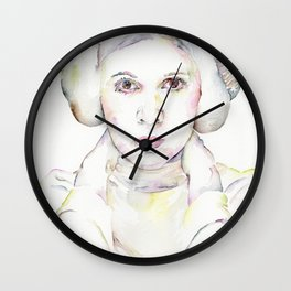 Princess Leia Wall Clock