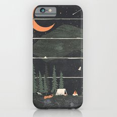 Wish I Was Camping... iPhone 6 Slim Case