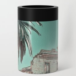 Lincoln Hotel by Lika Ramati Can Cooler
