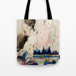 an ordinary day Tote Bag